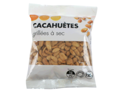 Cacahuete Grillees a sec aromatisees
