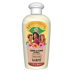 Miss Antilles International Oléine de Karité Naturelle 100 ml
