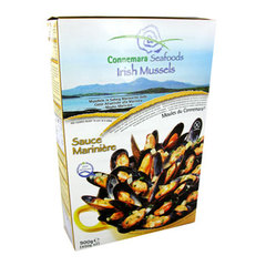 moules marinieres entieres 900g