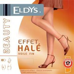 Eldys, Collants beauty effet hale 10D -T2, l'unite