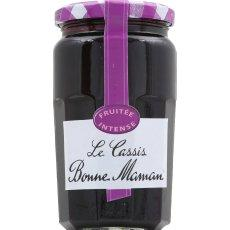 Fruitee Intense - Preparation aux fruits, le cassis, le pot de 340g