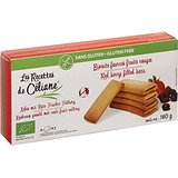 Celiane - Biscuits Fourres Fruits Rouges 160G Bio