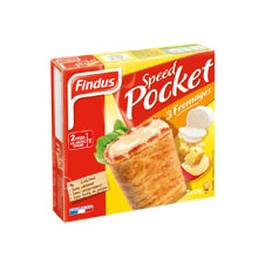 Speed Pocket 3 fromages