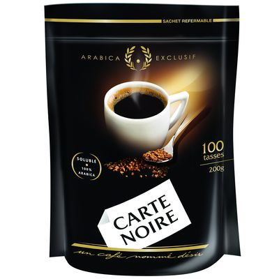 Instinct Eco recharge de cafe soluble arabica