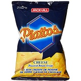 Jack & Jill Chips Piattos Fromage 85 g - Lot de 10
