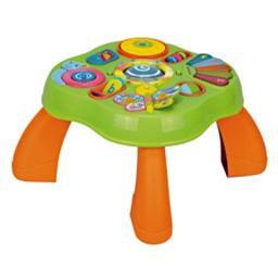 Pommette table multi activites a partir de 12 mois la - Leapfrog table d eveil musical des animaux ...
