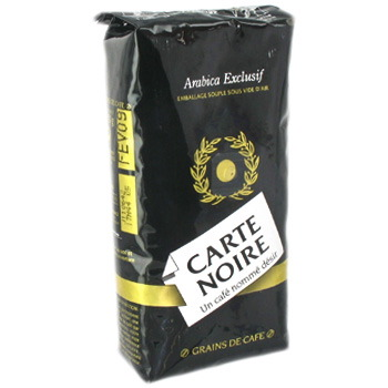Cafe en grains CARTE NOIRE, 250g