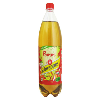 Schweppes Pomme 1.5l