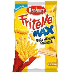FRITELLE Max gout jambon fromage, 70g