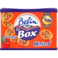 Crakers aperitif gout pizza Minizza BELIN Box, 185g