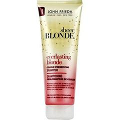 Soin demelant Sheer Blonde Everlasting Blonde prolongateur de couleur JOHN FRIEDA, 250ml
