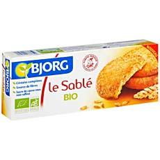 Biscuits Le Sable Bio BJORG, 130g