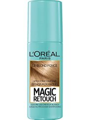 L'Oréal Paris Magic Retouch Spray Retouche Racine Instantané Blond Foncé 75 ml