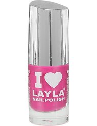 Layla Cosmetics Milano I Love Layla Vernis à Ongles United State Of Pink 5 ml