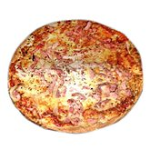 Pizza campagnarde Fabirication maison 500g