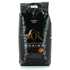 Maison du cafe, Cafe selection grain kilo, le paquet de 1 kg