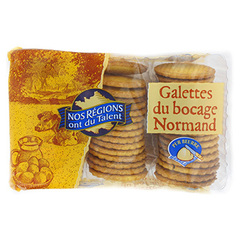 Galettes du bocage normand Nos Regions ont du Talent 375g