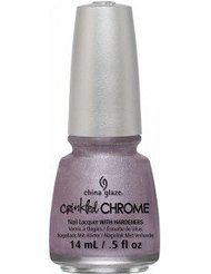China Glaze Collection Crinkled Chrome Vernis à Ongles Crush, Crush, Baby 14 ml