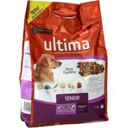 croquettes repas equilibre pour chien senior au poulet le sac de 2 kg tous les produits. Black Bedroom Furniture Sets. Home Design Ideas