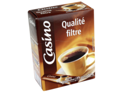 Cafe soluble lyophilise (qualite filtre)