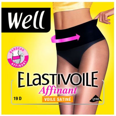 Collant affinant Elastivoile WELL, taille 4, ibiza