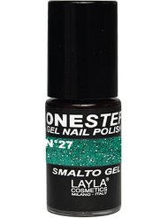 Layla Cosmetics Milano Vernis à Ongles One Step Gel Lux Grass 5 ml