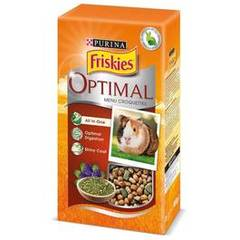 Menu Optimal croquettes pour cochons d'Inde FRISKIES, 400g
