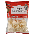 Auchan chips de crevettes 1 x 100g tous les produits produits ap ritifs exotiques mexicains - Carbonate de sodium danger ...
