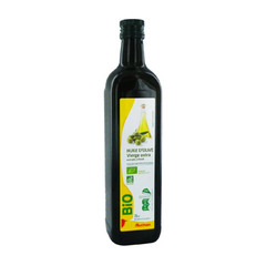 Auchan bio Huile olive vierge extra 75cl