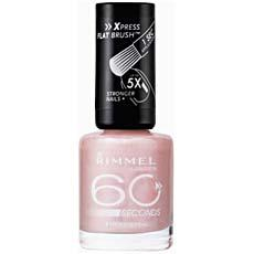 Vernis a ongles 60 Seconds RIMMEL, n°210 Ethereal, 8ml