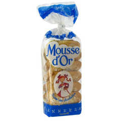 Biscuits secs Gardeil mousse d'or 180g