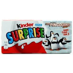 Chocolat œuf unisexe Kinder Surprise