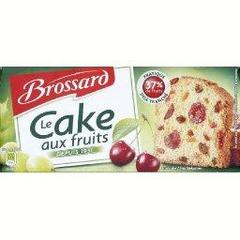 Brossard cake aux fruits 300g