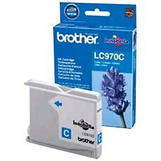 CARTOUCHE ENCRE BROTHER LC970 CYAN