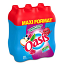 Oasis pomme cassis framboise 5x2l