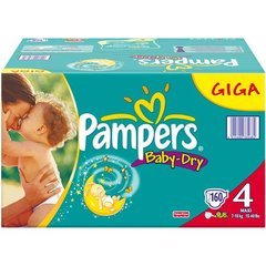 Pampers - Pampers Baby Dry Maxi - Format Gigapack 160 couches