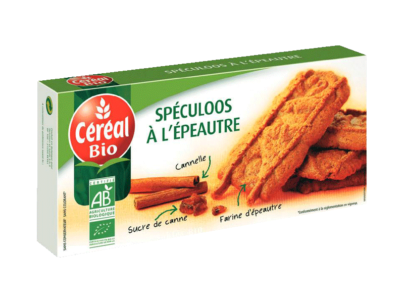 Speculoos a l'epeautre