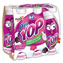 P'tit Yop fruits rouges 6x180g