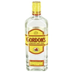 Gordon's gin 37,5° -70cl