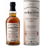 Scotch whisky single malt Cuban Selection BALVENIE 14 ans d'âge, 43°, 70cl