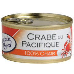 Chair de crabe Captain Byrd 100% chair 121g