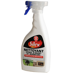 Nettoyant Silex vitres d'insert Barbecue ultra decapante 750ml