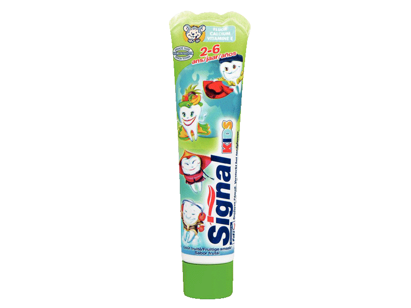 Signal Dentifrice kids tube 50ml