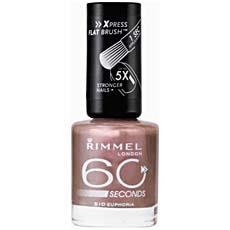 Vernis a ongles 60 Seconds RIMMEL, n°510 Euphoria, 8ml