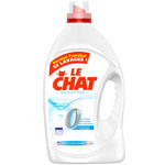 Le chat lessive liquide sensitive 0% lavage x53 -4l