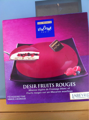 Labeyrie - désir fruits rouges