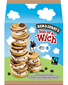 Ben&Jerry's Son of a Wich