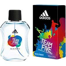 Adidas eau de toilette team 5 100ml