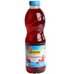 Leclerc Jafaden Jus de Cranberry Light 1l