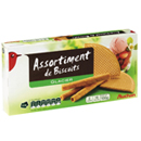 Auchan assortiment biscuits glacier 100g